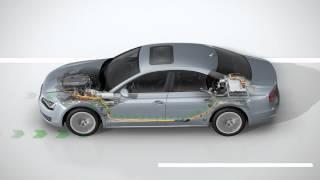 Audi A8 L Hybrid 2013 Videos