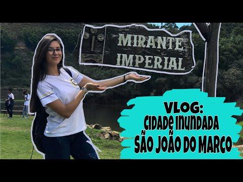 Vlog: Uma aventura a cidade de São João do Marco 🚌