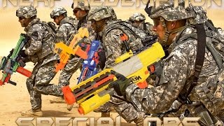Nerf Gun War Redemption: Special Ops | HD Nerf Battle