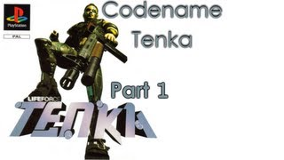 Codename Tenka Walkthrough Прохождение - Part 1