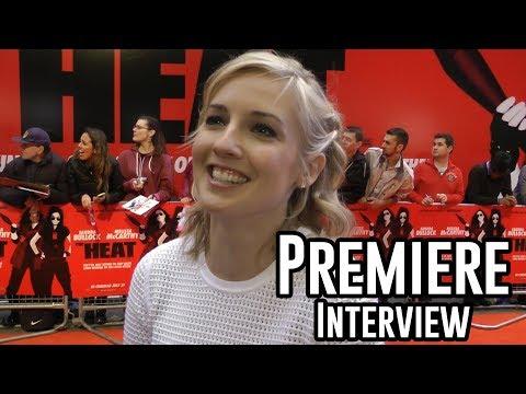 Writer Katie Dippold  The Heat Premiere