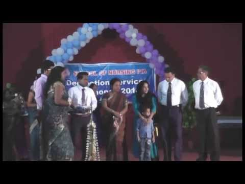 Sri Lanka School of nursing iva - Capping Ceremony (Jaffna 2