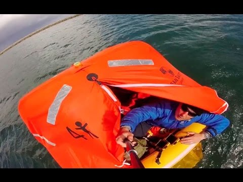 7 days living in a liferaft | Motor Boat & Yachting