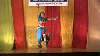 Alarippu Bharatanatyam Dance Performed by Sneha Sarkar