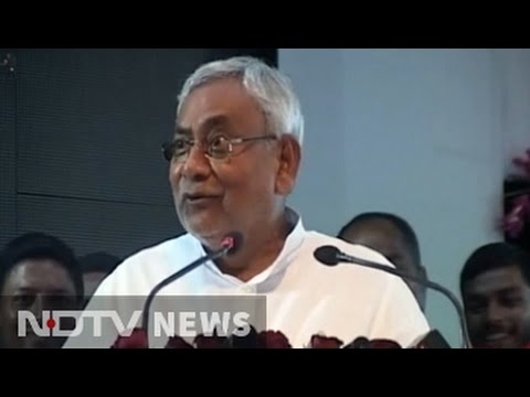 Jittery cops refuse promotion over excise act. 'quit,' says Nitish Kumar.