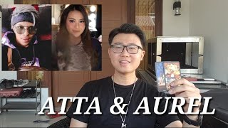Download Video ATTA HALILINTAR DAN AUREL HERMANSYAH APAKAH BERJODOH? MP3 3GP MP4