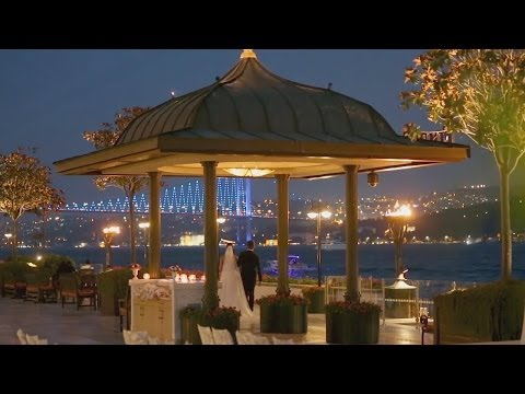 Four Seasons Hotel Istanbul at the Bosphorus commercial