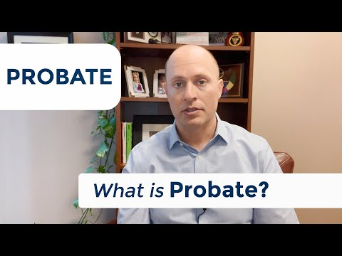 Understanding Probate with Andrew Cobin   Brady Cobin Law Group, PLLC