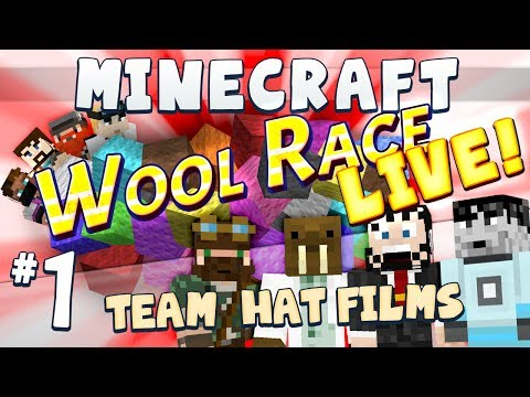 Wool Race: Tangled Live [Team Hat Films] Part 1