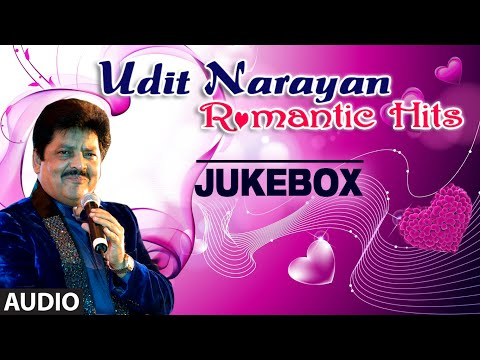 Udit Narayan Romantic Songs | Audio Jukebox | Bollywood Romantic Hits