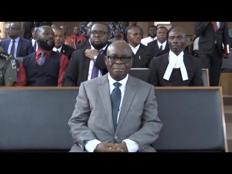 Nigeria Chief Justice Found Guilty Of Corruption