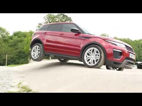 Range Rover Evoque Live Test Drive 2017