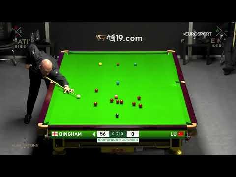 Stuart Bingham 147 Northern Ireland Open 2019