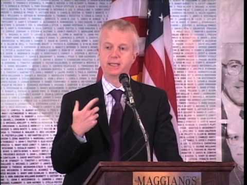 Andrew Seaton, Consul General, British Consulate