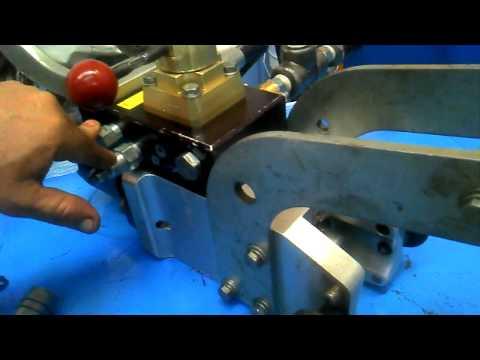Taladro hidraulico