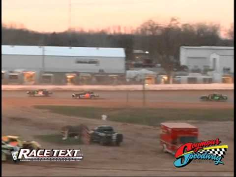 Seymour Speedway - May 4, 2014 - Street Stock Feature