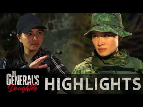 Rhian fights with Alexandra | The General's Daughter (With Eng Subs)