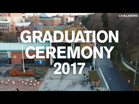 Graduation Ceremony at Chalmers University of Technology