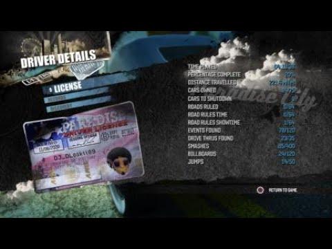 Burnout Paradise Remastered Road Rage With DJ DLoskii  