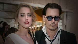 Amber Heard Alleges Repeated Abuse by Johnny Depp in New Filing