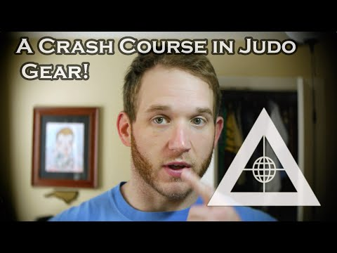 A Crash Course in Judo Equipment