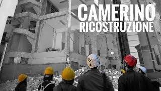 Terremoto di Camerino (Marche): ricostruzione