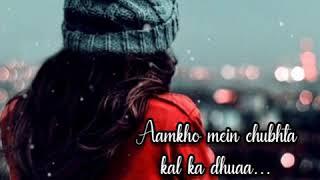 Aaya phir woh nazar aise /Female version watsapp status video song