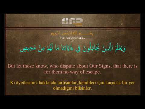 42 The Counsel۞Şura