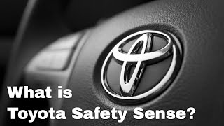 Toyota Safety Sense Review: What is Toyota Safety Sense and What Toyota Models is it Available on?