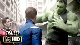 """AVENGERS: ENDGAME """"Hulk Smash"""" TV Spot Trailer NEW (2019) Marvel Movie"""