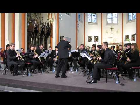 Toccata et fugue (J.S.Bach), Ensemble International de Saxophones du CRB
