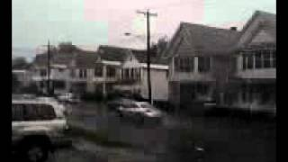 Hurricane Irene reaches Schenectady