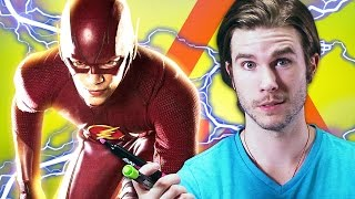 Why THE FLASH Is Faster Than You Think Because Science w Kyle Hill