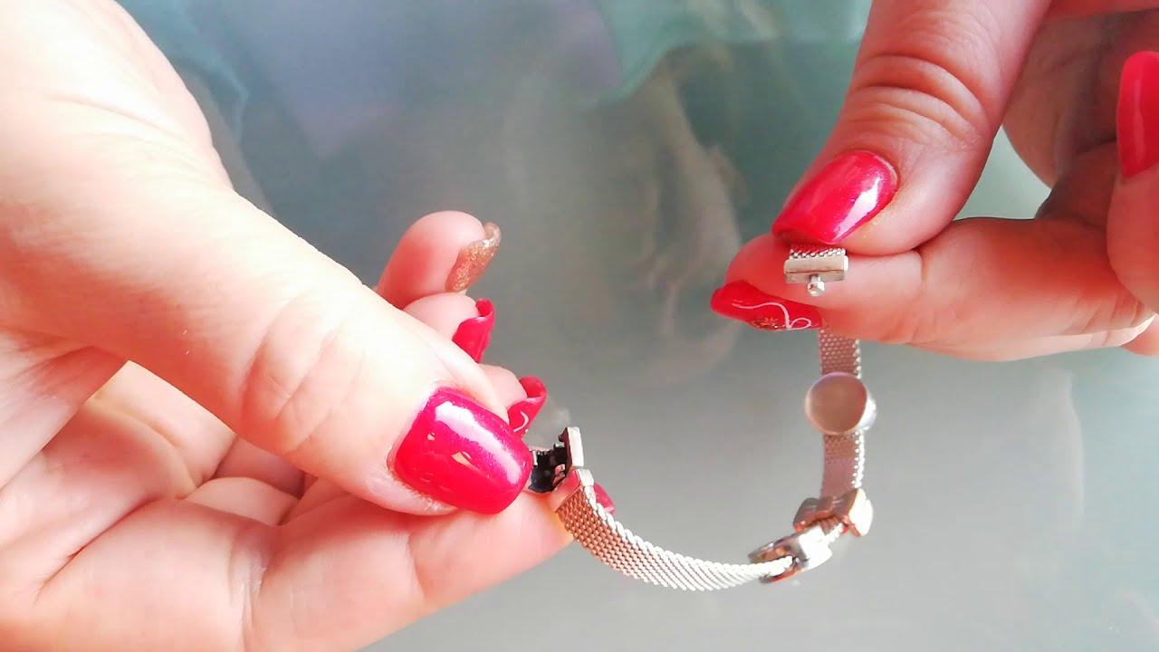 Pandora how to open jak otworzyć bransoletkę reflexions