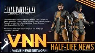 Gordon Freeman to be in Final Fantasy XV