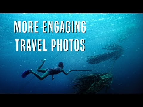 This is how to instantly make your travel photos more engaging