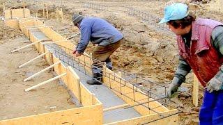 Budowa domu krok po kroku. Przygotowanie i montaż zbrojenia ławy fundamentowej. Kurs dvd