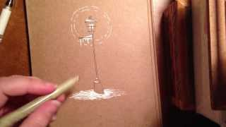How to Draw a Lamppost