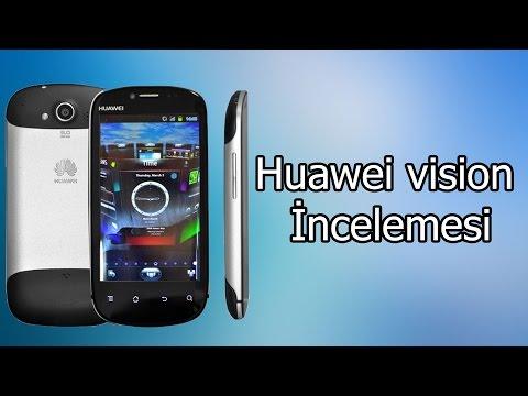 Huawei vision u8850 İncelemesi | TeknoMap