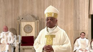 Watch live: Wilton Gregory to be installed as archbishop of Washington