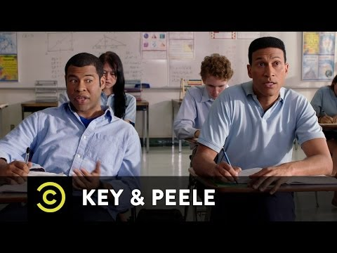 Key & Peele - High On Potenuse