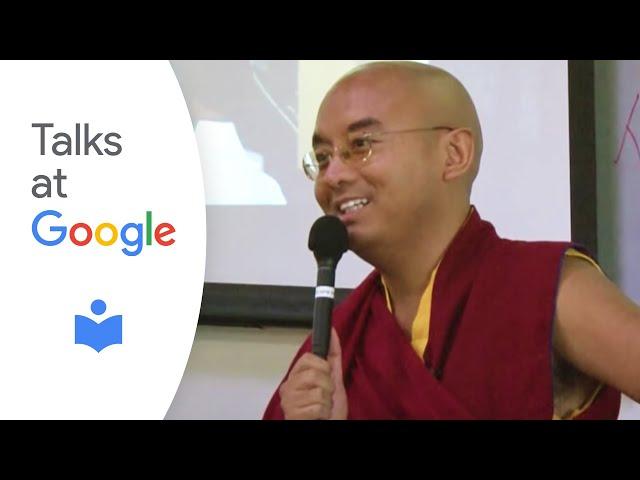 Authors@Google: Mingyur Rinpoche (Part 2: Meditation)