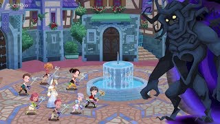 KINGDOM HEARTS Union χ[Cross] – Launch Trailer