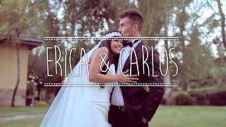 Boda Erica y Carlos. Video Boda Original, Vintage. - Madrid - La Quinta de los Molinos - Trailer