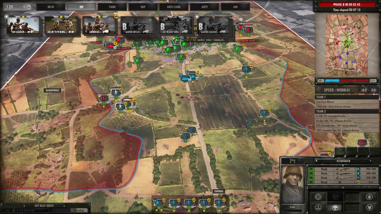 Steel Division Normandy 44 Us Campaign Mission 2