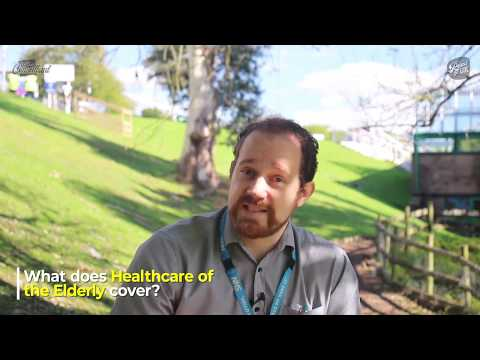 Ask a Consultant: Dr. Mark Drake   General and Geriatric Medicine