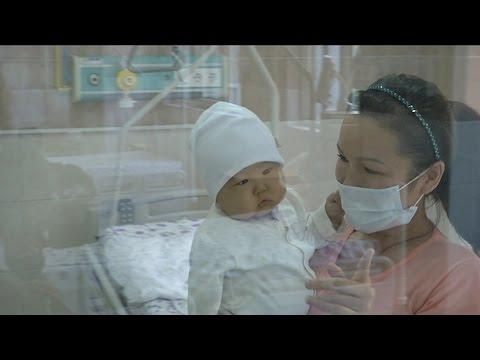 2 уникальные операции по пересадке печени провели казахстанские и индийские хирурги (11.04.16)