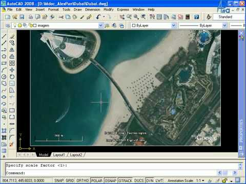 how to get contours from google earth into sketchup