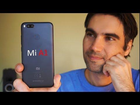 Xiaomi Mi A1, ¿El mejor gama media?   review en español