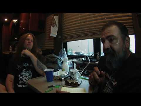 The Jimmy Cabbs 5150 Interview Series with Morbid Angel